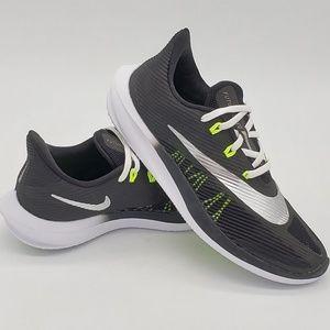 New! Nike Future Speed Shoes Black Sz 7.5 Womens